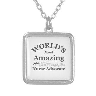World's most amazing Nurse Advocate Custom Jewelry