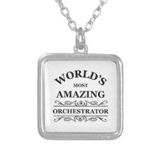 World's most amazing Orchestrator Jewelry