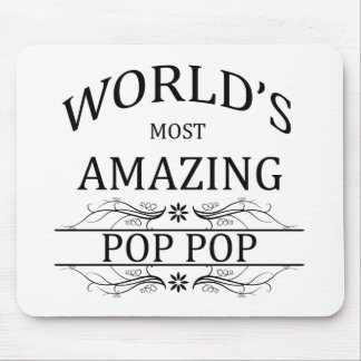 World's Most Amazing Pop Pop Mouse Pad