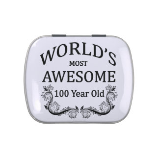 World's Most Awesome 100 Year Old Candy Tin