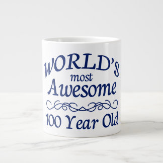 World's Most Awesome 100 Year Old Giant Coffee Mug