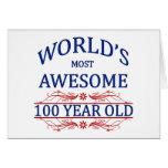 World's Most Awesome 100 Year Old Greeting Cards