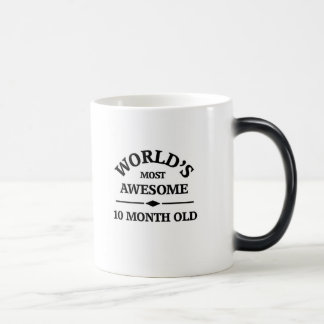 World's most awesome 10 month old magic mug