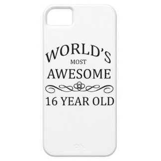 World's Most Awesome 16 Yer Old iPhone SE/5/5s Case