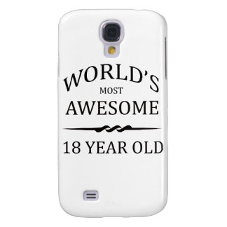World's Most Awesome 18 Year Old Galaxy S4 Cover