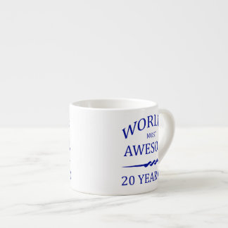 World's Most Awesome 20 Year Old Espresso Cup