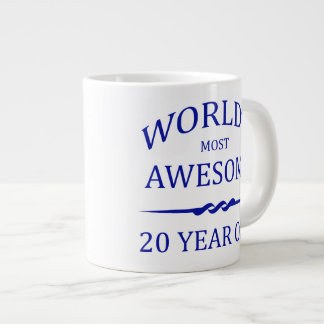 World's Most Awesome 20 Year Old Giant Coffee Mug