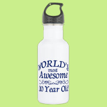 World's Most Awesome 20 Year Old Water Bottle