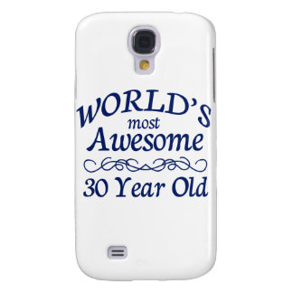 World's Most Awesome 30 Year Old Galaxy S4 Covers
