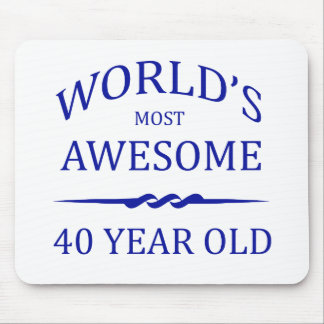 World's Most Awesome 40 Year Old Mouse Pad