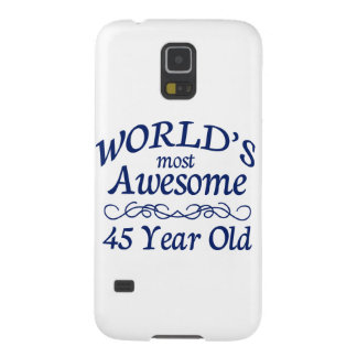 World's Most Awesome 45 Year Old Cases For Galaxy S5