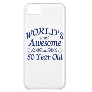 World's Most Awesome 50 Year Old Case For iPhone 5C