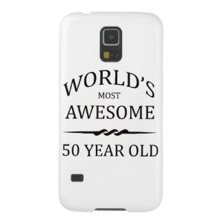 World's Most Awesome 50 Year Old Galaxy S5 Case