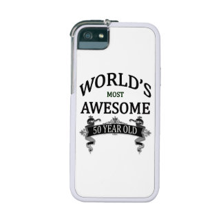 World's Most Awesome 50 Year Old iPhone SE/5/5s Cover