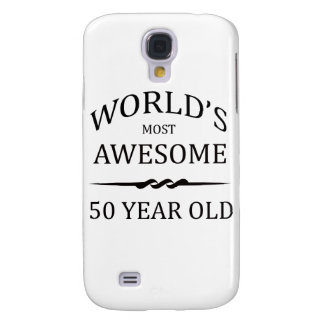 World's Most Awesome 50 Year Old Samsung Galaxy S4 Case
