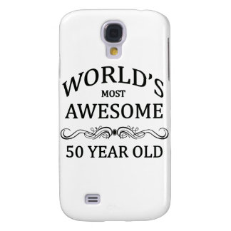 World's Most Awesome 50 Year Old Samsung S4 Case