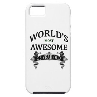 World's Most Awesome 55 Year Old iPhone SE/5/5s Case