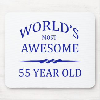 World's Most Awesome 55 Year Old Mouse Pad