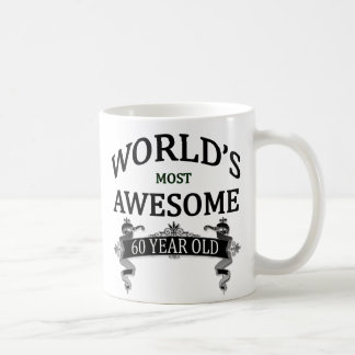 World's Most Awesome 60 Year Old Coffee Mug