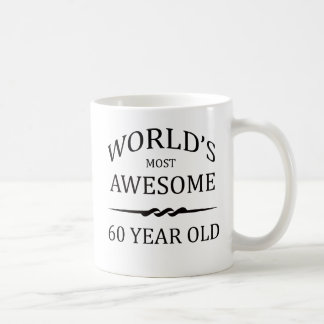 World's Most Awesome 60 Years Old Coffee Mug