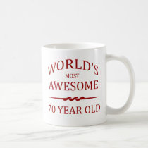 World's Most Awesome 70 Year Old Coffee Mug