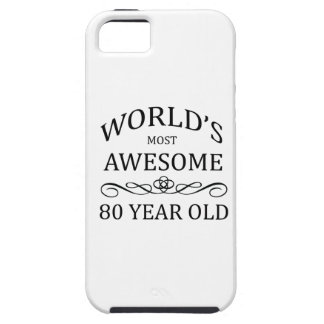 World's Most Awesome 80 Year Old iPhone 5 Cover