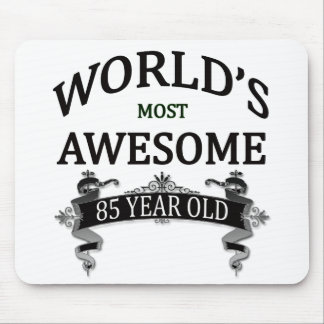 World's Most Awesome 85 Year Old Mouse Pad