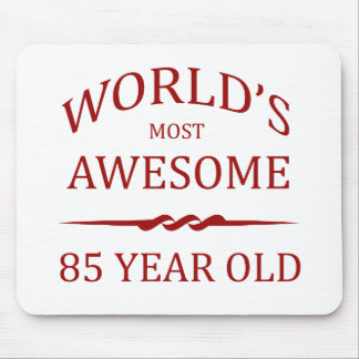 World's Most Awesome 85 Year Old. Mouse Pad