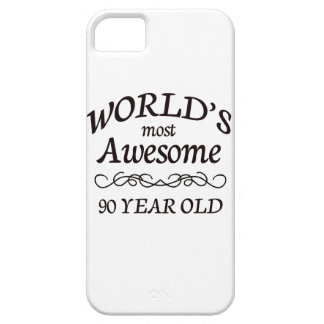 World's Most Awesome 90 Year Old iPhone SE/5/5s Case