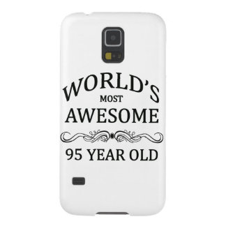 World's Most Awesome 95 Year Old Case For Galaxy S5