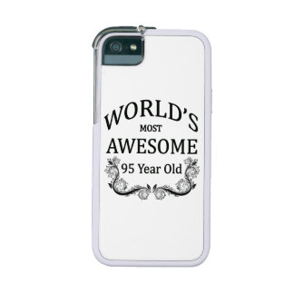 World's Most Awesome 95 Year Old Case For iPhone SE/5/5s