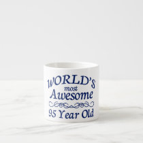 World's Most Awesome 95 Year Old Espresso Cup