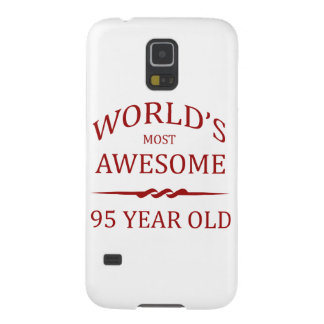 World's Most Awesome 95 Year Old. Galaxy S5 Cases