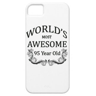 World's Most Awesome 95 Year Old iPhone SE/5/5s Case