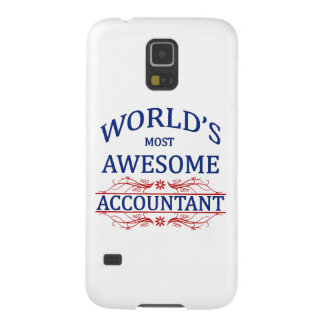 World's Most Awesome Accountant Cases For Galaxy S5