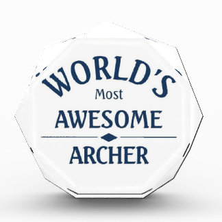 World's most awesome Archer Award