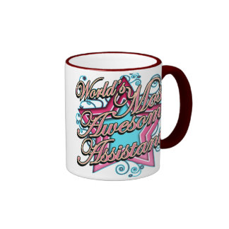 Worlds Most Awesome Assistant Coffee Mug