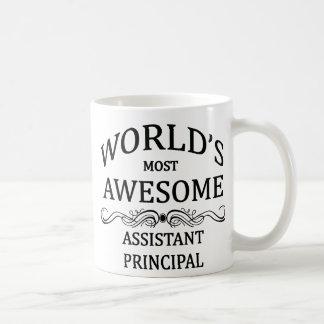 World's Most Awesome Assistant Principal Coffee Mug