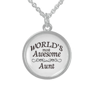 World's Most Awesome Aunt Jewelry