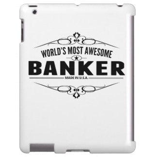 World's Most Awesome Banker