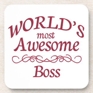 World's Most Awesome Boss Coaster