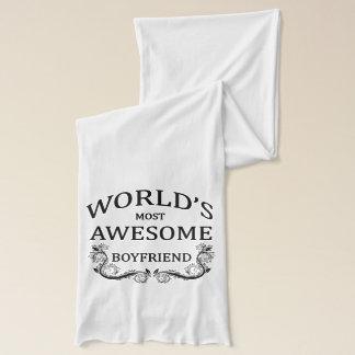 World's Most Awesome Boyfriend Scarf