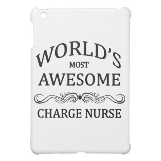 World's Most Awesome Charge Nurse Case For The iPad Mini