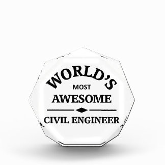 World's most awesome civil engineer award