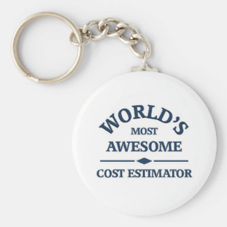 World's most awesome Cost estimator Keychain