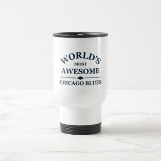 World's most awesome Country Blues Travel Mug