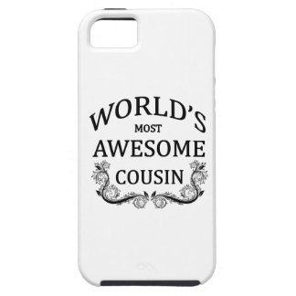 World's Most Awesome Cousin iPhone SE/5/5s Case
