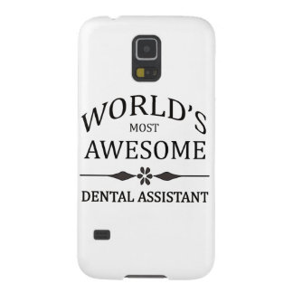 World's Most Awesome Dental Assistant Case For Galaxy S5