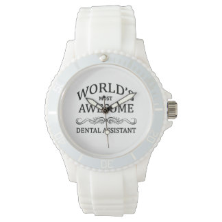 World's Most Awesome Dental Assistant Watch