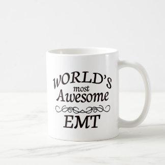 World's Most Awesome EMT Coffee Mug